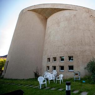 Fassadensanierung der Bruder Klaus Kirche auf dem Bruderholz