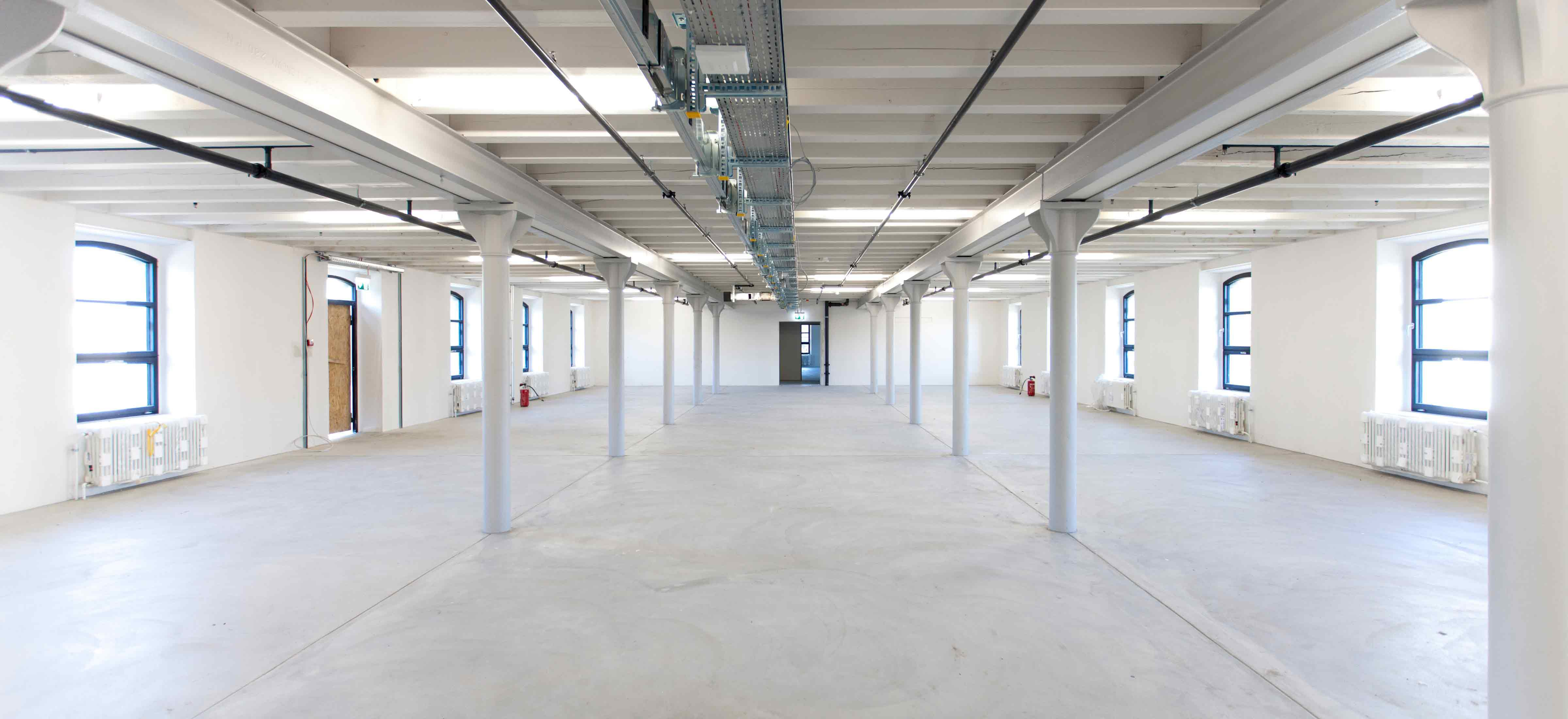 Umbau und Neunutzung der Aktienmühle in Basel
